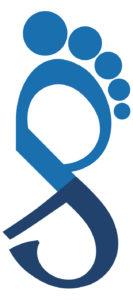 logoPiede-2 blu